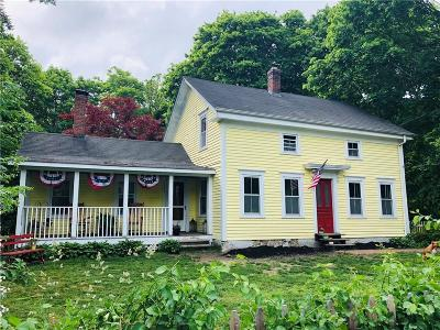 North Kingstown Single Family Home Act Und Contract: 1225 Tower Hill Rd