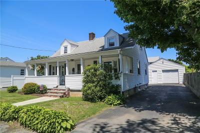 Johnston Single Family Home Act Und Contract: 6 Hoyt St