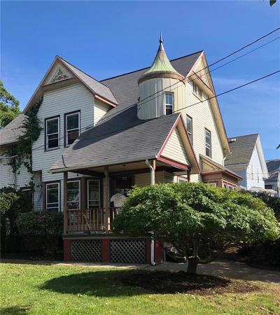 East Providence Single Family Home For Sale: 88 Walnut St