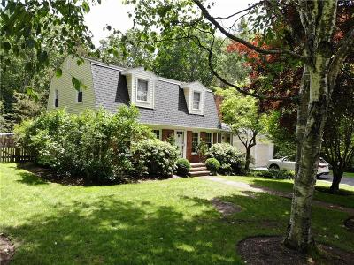 Glocester Single Family Home For Sale: 320 Saw Mill Rd