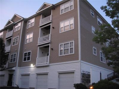 Woonsocket Condo/Townhouse Act Und Contract: 108 Mill St, Unit#202 #202