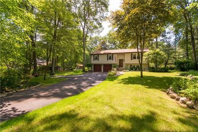 Burrillville Single Family Home For Sale: 2299 Broncos Hwy