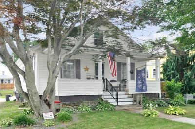 Bristol County Single Family Home For Sale: 74 King St