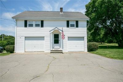 Middletown Single Family Home For Sale: 497 Aquidneck Av