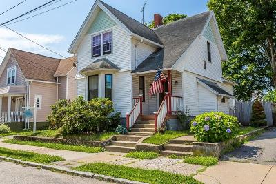 East Providence Single Family Home For Sale: 57 Russell Av