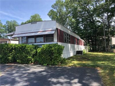 Coventry Single Family Home For Sale: 55 Lane A