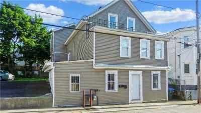 Providence County Multi Family Home For Sale: 19 What Cheer Av