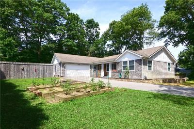 Tiverton Single Family Home For Sale: 347 Fish Rd