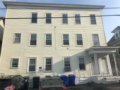 Central Falls Multi Family Home For Sale: 96 Hendricks St