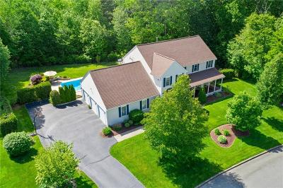 Cranston Single Family Home For Sale: 35 Falcon Lane