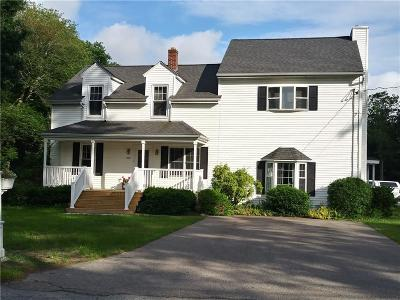 North Smithfield Single Family Home For Sale: 1912 Pound Hill Rd
