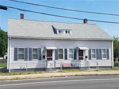 West Warwick Multi Family Home For Sale: 86 East Main St