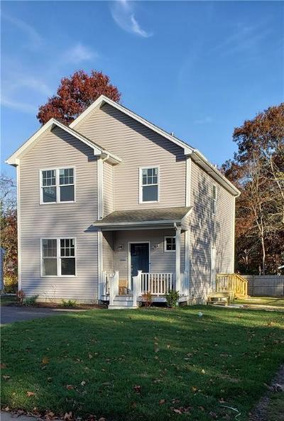 South Kingstown Single Family Home For Sale: 115 Balsam Rd