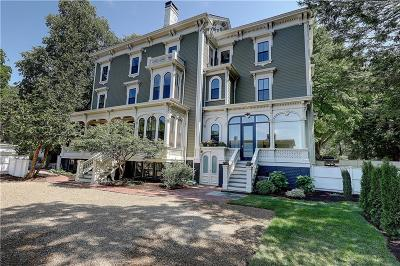 Providence County Condo/Townhouse For Sale: 13 Cushing St, Unit#1 #1