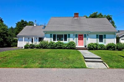Newport Single Family Home For Sale: 5 Gooseberry Road