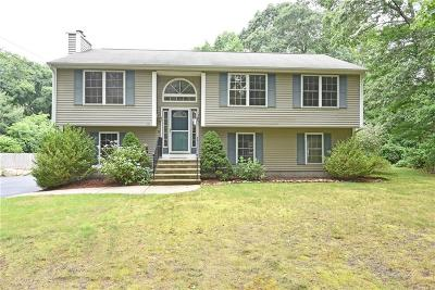 South Kingstown Single Family Home For Sale: 107 Old Rose Hill Rd