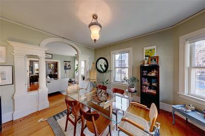 Providence County Condo/Townhouse For Sale: 367 - #1 Hope St, Unit#1 #1