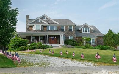 Newport, Middletown, Portsmouth Single Family Home For Sale: 375 Compton View Dr