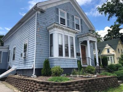 Cranston Single Family Home Act Und Contract: 56 Auburn St