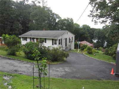 Coventry Single Family Home For Sale: 695 Knotty Oak Rd