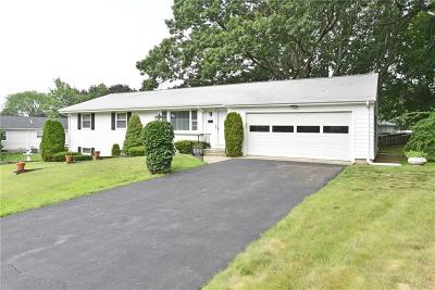 North Providence Single Family Home Act Und Contract: 14 Oakcrest Dr