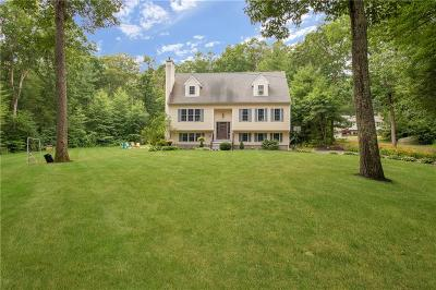 Burrillville Single Family Home For Sale: 284 Smith Rd
