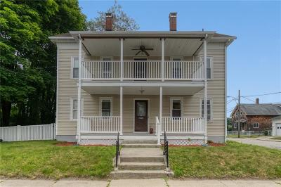Woonsocket Multi Family Home For Sale: 276 Coe St