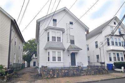 Pawtucket Multi Family Home For Sale: 90 Centre St