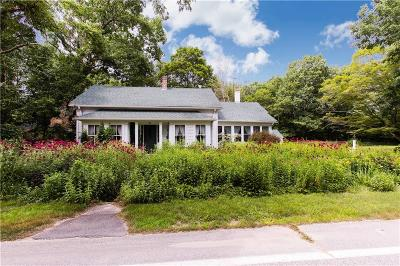 Scituate Single Family Home For Sale: 361 Old Plainfield Pike