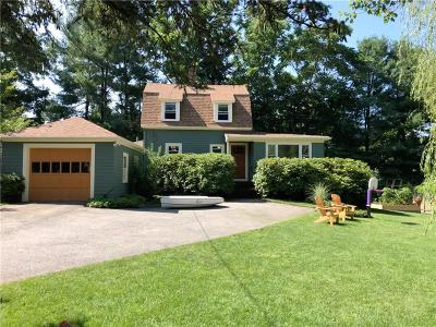 Bristol County Single Family Home For Sale: 46 Locust Ter