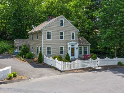 Scituate Single Family Home For Sale: 295 Main St