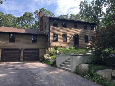 North Kingstown Single Family Home Active Under Contract: 53 Beacon Drive