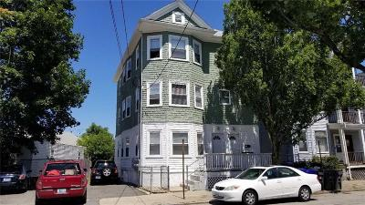 Providence RI Multi Family Home For Sale: $295,000