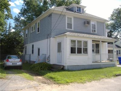 East Providence Multi Family Home For Sale: 149 - 151 Dorr St