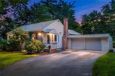 Coventry Single Family Home For Sale: 41 Florida Av