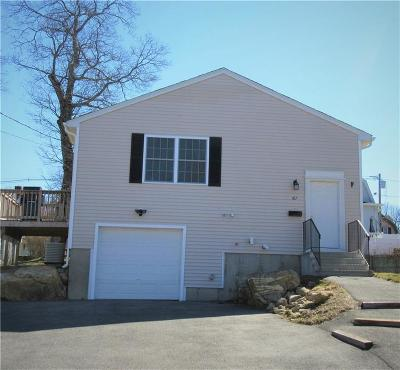 Westerly Single Family Home Act Und Contract: 61 Summer St