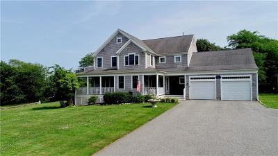 Newport, Middletown, Portsmouth Single Family Home For Sale: 55 Hamilton Dr