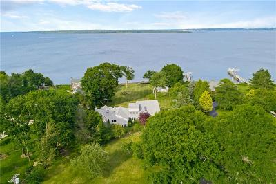 Single Family Home For Sale: 1058 East Shore Rd