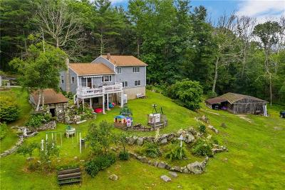 RI-Providence County, Providence County, RI-Kent County, Kent County Single Family Home For Sale: 435 Barbs Hill Rd