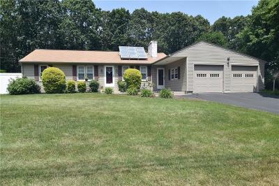 Coventry Single Family Home Act Und Contract: 23 Maplewood Dr
