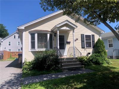 Providence RI Single Family Home For Sale: $211,900