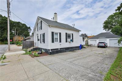 Pawtucket Single Family Home For Sale: 6 Bensley St
