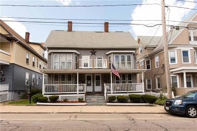 Woonsocket Multi Family Home For Sale: 331 S Main St