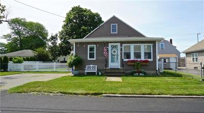Pawtucket Single Family Home For Sale: 37 Windsor Rd