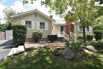 North Providence Single Family Home For Sale: 19 Doyle Dr