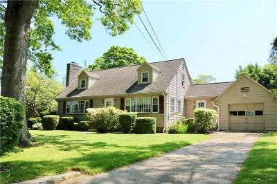 Westerly Single Family Home For Sale: 17 Champion St