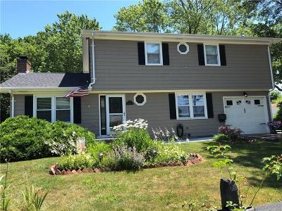 Westerly Single Family Home For Sale: 42 Westminster St