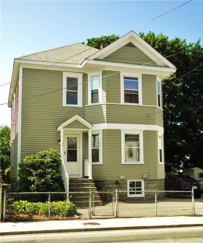 Warren Multi Family Home For Sale: 351 Child Street