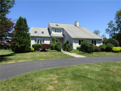 Scituate Single Family Home For Sale: 2 Mitchell Way