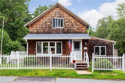 South Kingstown Single Family Home For Sale: 85 Winter St